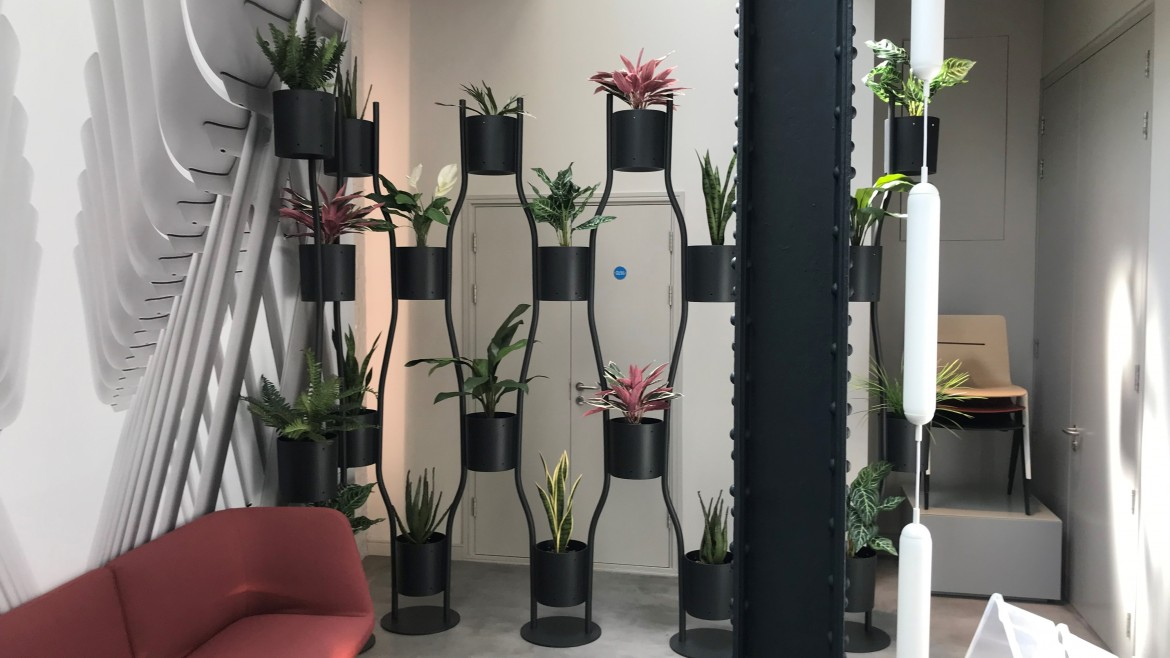 Interior Planting by Superplants