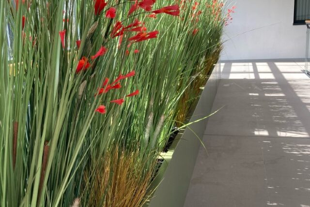 Artificial Plant and Flower Installations